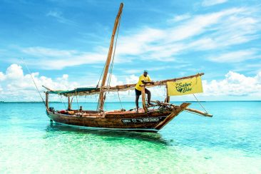 Safari Blue | Zanzibar's most talked about sea adventure